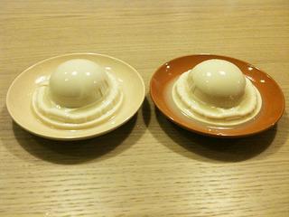 ザクとうふ(デザート仕様)2